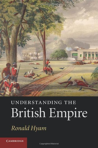 David Cannadine recommends the best books on the British Empire - Understanding the British Empire by Ronald Hyam