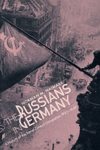 The best books on Genocide - The Russians in Germany by Norman Naimark