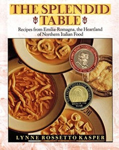 The best books on Italian Food - The Splendid Table by Lynne Rossetto Kasper