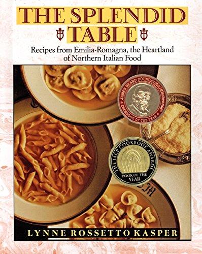 The best books on Italian Food - The Splendid Table by Lynne Rossetto Kasper