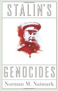 The best books on Genocide - Stalin's Genocides by Norman Naimark