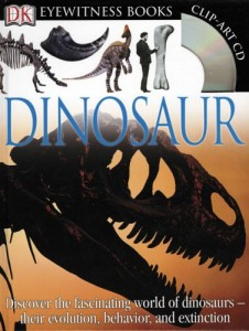 Alice Bell recommends her Favourite Science Books for Kids - Dinosaur by David Norman
