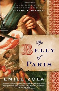 The best books on Paris - The Belly of Paris by Emile Zola (translated by Mark Kurlansky)