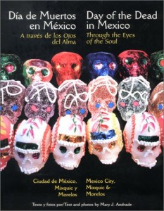 The best books on The Day of The Dead - Day of the Dead in Mexico by Mary J Andrade
