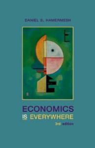 The Best Economics Books to Take on Holiday - Economics is Everywhere by Daniel Hamermesh