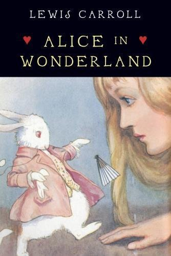 The best books on Comic Writing - Alice in Wonderland by Lewis Carroll