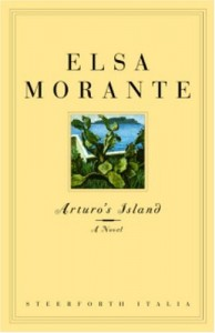 Tim Parks recommends the best Italian Novels - Arturo's Island by Elsa Morante