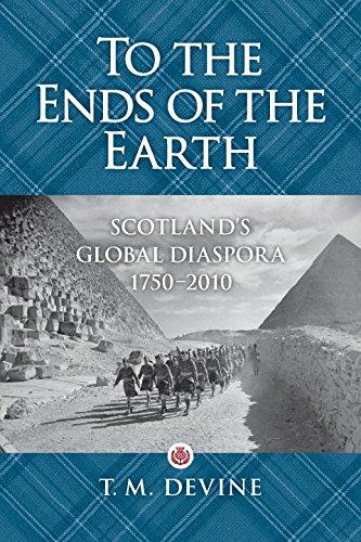 David Cannadine recommends the best books on the British Empire - To the Ends of the Earth by TM Devine