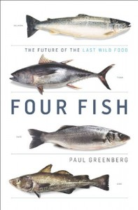 The best books on Ocean Life - Four Fish by Paul Greenberg
