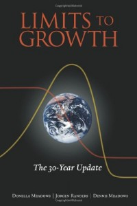 The best books on Saving the World - The Limits to Growth by Dennis L. Meadows, Donella H Meadows & Jorgen Randers