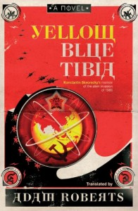 Adam Roberts recommends the best Science Fiction Classics - Yellow Blue Tibia by Adam Roberts