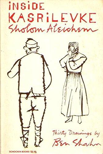 Inside Kasrilevke by Sholem Aleichem