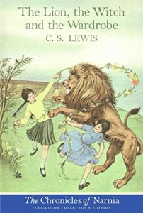 The best books on Fantasy - The Lion, the Witch and the Wardrobe by CS Lewis