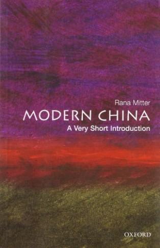 Modern China by Rana Mitter