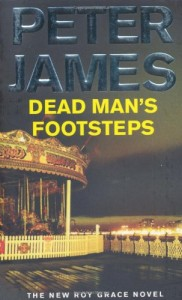 The Best Crime Fiction - Dead Man's Footsteps by Peter James