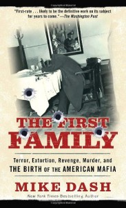 The best books on Hidden History - The First Family by Mike Dash