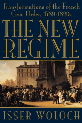 The best books on The French Revolution - The New Regime by Isser Woloch