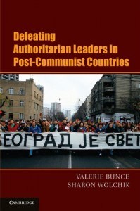 The best books on Civil Resistance - Defeating Authoritarian Leaders in Postcommunist Countries by Valerie Bunce and Sharon Wolchik