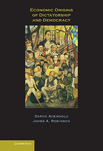 The best books on Inequality - Economic Origins of Dictatorship and Democracy by Daron Acemoglu & Daron Acemoglu and James Robinson