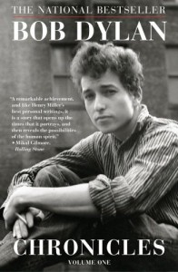 The best books on Rock Music - Chronicles by Bob Dylan