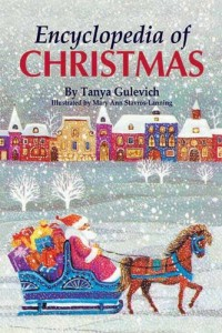 The best books on Christmas - Encyclopedia of Christmas by Tanya Gulevich