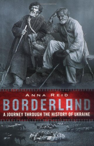 The best books on The Siege of Leningrad - Borderland by Anna Reid