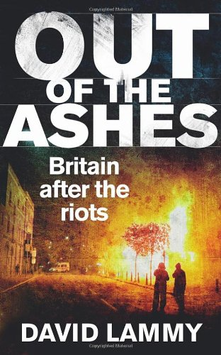 The best books on Context of the UK Riots - Out of the Ashes by David Lammy