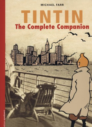 The best books on Tintin - Tintin by Michael Farr