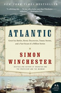 The best books on Volcanoes - Atlantic by Simon Winchester