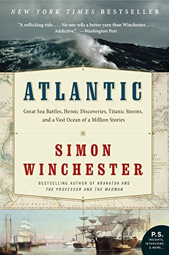 The Best American Stories - Atlantic by Simon Winchester