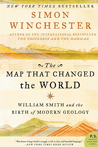 The Best American Stories - The Map That Changed the World by Simon Winchester