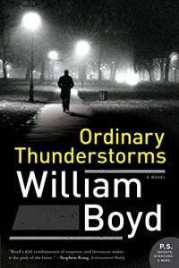 Writers Who Inspired Him - Ordinary Thunderstorms by William Boyd
