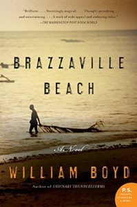 Writers Who Inspired Him - Brazzaville Beach by William Boyd