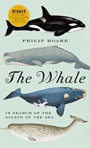 Mark Kurlansky recommends his Favourite Science Books - The Whale by Philip Hoare