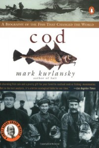 The best books on The Sea - Cod by Mark Kurlansky