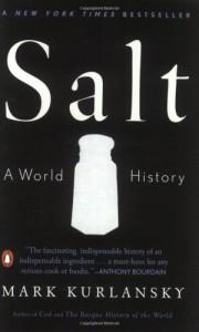 Favourite Science Books - Salt by Mark Kurlansky
