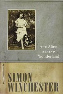 The best books on Volcanoes - The Alice Behind Wonderland by Simon Winchester