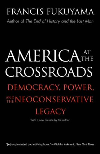 Francis Fukuyama recommends the best books on the The Financial Crisis - America at the Crossroads by Francis Fukuyama