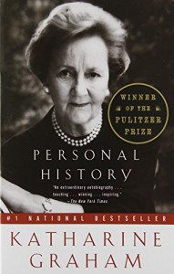 The best books on Newspaper Dynasties - Personal History by Katharine Graham