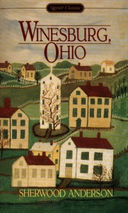 The Best American Stories - Winesburg, Ohio by Sherwood Anderson