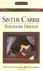 The Best American Stories - Sister Carrie by Theodore Dreiser