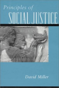 The best books on Fairness and Inequality - Principles of Social Justice by David Miller
