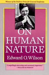 Favourite Science Books - On Human Nature by Edward O. Wilson