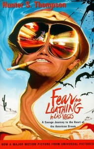 The best books on Las Vegas - Fear and Loathing in Las Vegas by Hunter S Thompson