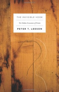 The best books on Pirates - The Invisible Hook by Peter Leeson