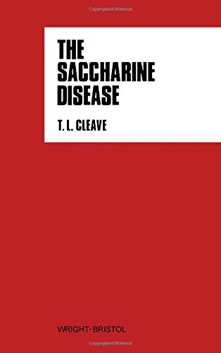 The best books on Dieting - The Saccharine Disease by TL Cleave