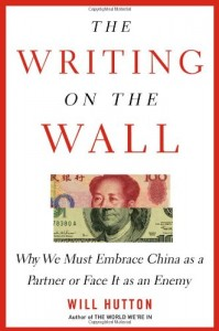 The best books on Fairness and Inequality - The Writing on the Wall by Will Hutton