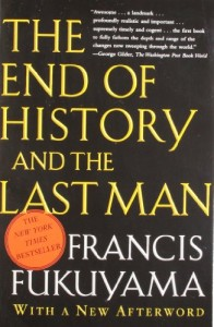 Francis Fukuyama recommends the best books on the The Financial Crisis - The End of History and the Last Man by Francis Fukuyama