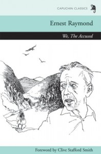 The best books on Capital Punishment - We, the Accused by Ernest Raymond