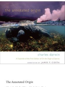 Favourite Science Books - On the Origin of Species by Charles Darwin